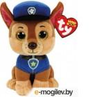 Мягкая игрушка TY Щенячий патруль. Щенок Chase / 41208