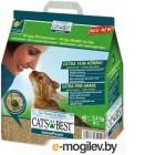 Наполнитель для туалета Cats Best Green Power (8л)