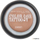 Пигмент для век Maybelline New York Color Tattoo 35 (бронзовый рай)