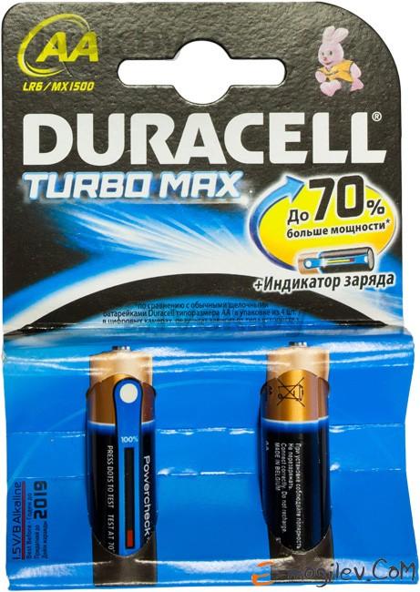 duracell marketing mix