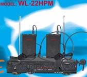 AUDIOVOICE WL-22HPM