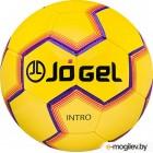 Футбольный мяч Jogel JS-100 Intro (р-р 5, желтый)