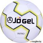Футбольный мяч Jogel JS-100 Intro (р-р 5, белый)