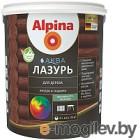 Лазурь декоративная Alpina Аква (0.9л)