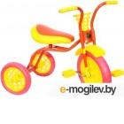 Детский велосипед Самокатыч Зубренок (красный/желтый)