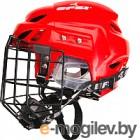 Шлем хоккейный ЭФСИ NRG 110 (S, красный)