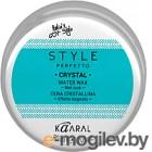 Воск для укладки волос Kaaral Style Perfetto Crystal на водной основе (80мл)