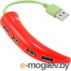 USB 2.0 Konoos, 4 порта USB Перец, блистер  UK-43