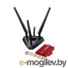 ASUS PCE-AC68 802.11ac Dual-band Wireless-AC1750 PCI-E Adapter