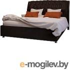 Двуспальная кровать Аметиста Афина 2 (Noks 15)