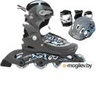 Роликовые коньки и аксессуары Maxcity Caribo Combo Boy 34-37 Blue