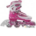 Роликовые коньки и аксессуары Maxcity Symbol 40-43 Pink