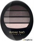 Палетка теней для век Vivienne Sabo Quatre Nuances тон 73