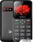 teXet TM-B226 черный-красный Мобильный телефон