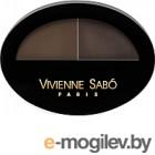 Тени для бровей Vivienne Sabo Brow Arcade тон 02