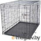 Транспортировочная клетка Savic Dog Cottage 107 33140011 (черный)