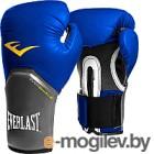 Боксерские перчатки Everlast Pro Style Elite 2212E / 12oz (синий)