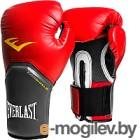 Боксерские перчатки Everlast Pro Style Elite 2114E / 14oz (красный)