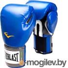 Боксерские перчатки Everlast Pro Style Anti-MB 2210U / 10oz (синий)