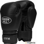 Боксерские перчатки Green Hill GYM BGG-2018 / 12oz (красный)