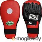 Боксерская лапа Green Hill Jet FMJ-5012