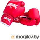 Перчатки для единоборств Reyvel RV-101 / 8oz (красный)
