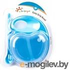 Тарелка для кормления Sun Delight 33028 (синий)