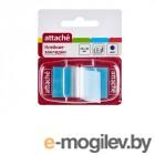Стикеры Attache 25x45mm 25 листов Blue 166083