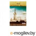 Тетради, дневники, обложки Тетрадь Kroyter Москва А4 80 листов  142059