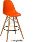 Стул Mio Tesoro Авиано SC-403 (оранжевый/дерево)