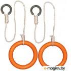 Кольца гимнастические Формула здоровья КГ01В (оранжевый)