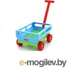 игрушки для песочниц ПолесьеТележка с ручкой 2 44396