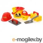 игрушки для песочниц ПолесьеНабор каменщика 6 Construct 50205