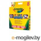 Crayola 8 цветов 8223