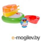 Игрушки для купания Toy Target Лодка с шлюпками 23141