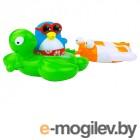 Игрушки для купания Toy Target Веселые друзья: черепаха и рыба 23146