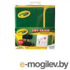 Crayola Набор для путешествий Dry Erase 98-8634