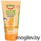 Крем солцезащитный Equilibra Aloe детский с комплексом Prosun-UV SPF 50+ (150мл)