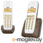 DECT GIGASET A130 DUO
