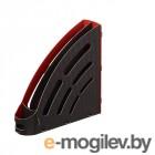 Лотки и накопители Накопитель вертикальный Attache Selection Black-Red 478327