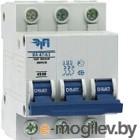 Выключатель автоматический ETP ВА 47-63 3P 6 А (С)