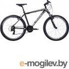 Велосипед Dewolf GL 40 (20, черный)