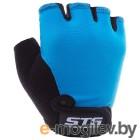 Перчатки велосипедные STG Х87905-С (S, синий)
