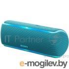 Портативная акустика - Sony [SRS-XB21] <Blue>; Bluetooth, NFC