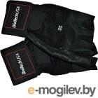 Перчатки для пауэрлифтинга BioTechUSA Houston CIB000558 (S, черный)