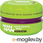 Средство для укладки волос Nish Man Keretin 05 (150мл)