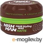 Средство для укладки волос Nish Man Matte 08 (150мл)