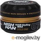 Средство для укладки волос Nish Man Gold One 07 (150мл)
