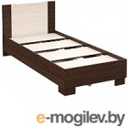 Односпальная кровать Империал Аврора 90 (венге/дуб молочный)
