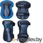 Комплект защиты Globber 541-100 (XS, синий)